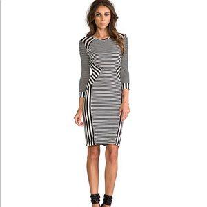 DVF Runway Haven Bodycon Dress